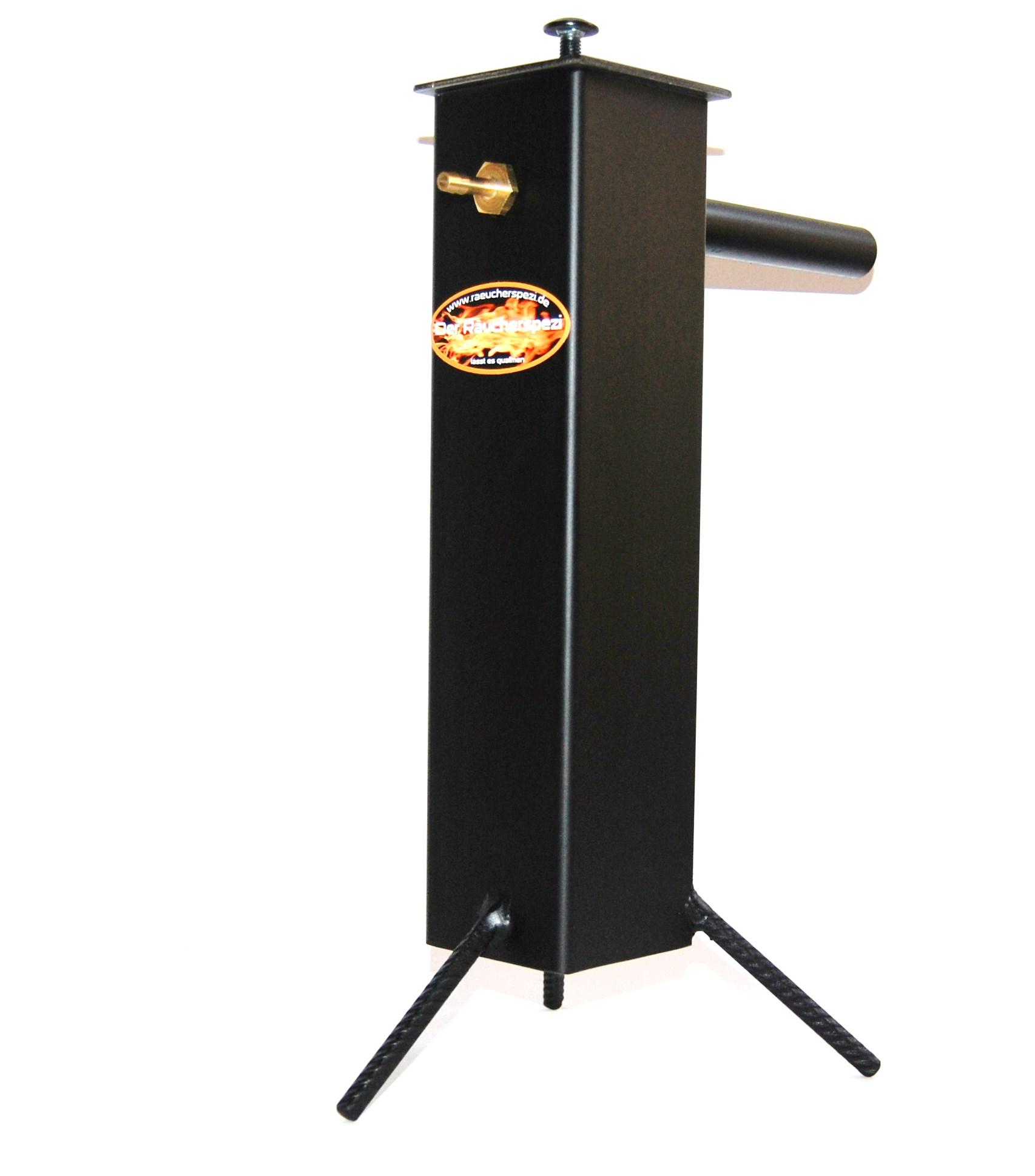 der r ucherspezi wir lassen es richtig qualmen standfu f r rauchgenerator smoker. Black Bedroom Furniture Sets. Home Design Ideas